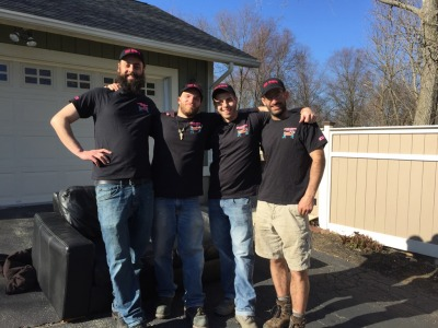 four guys from moving company, professional movers MA, moving company Massachusetts, moving company New England
